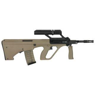 "Steyr AUG A3 M1 223 Remington/5.56NATO 16"" Barrel W/ 3X Optic 30+1 Mud Synthetic/Black AUGM1MUD03"