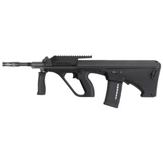 "Steyr AUG A3 M1 223 Remington/5.56NATO 16"" Barrel W/ Long Picatinny Rail 30+1 Black AUGM1BLKNATO"