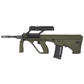 "Steyr AUG A3 M1 223 Remington/5.56NATO 16"" Barrel W/1.5X Optic 30+1 Green Synthetic-NATO Stock AUGM1GRNNATO"