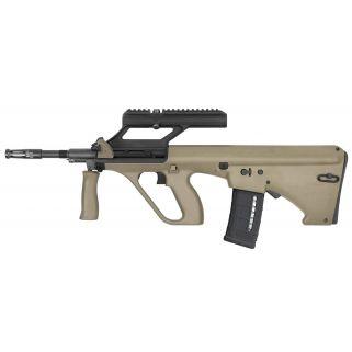 """Steyr AUG A3 M1 223 Remington/5.56NATO 16"""" Barrel W/ 3X Optic 30+1 Mud Synthetic-NATO Stock AUGM1MUDNATO"""