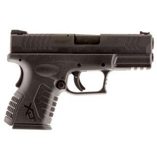 "Springfield Armory XDM Compact 45ACP 3.8"" Barrel 10+1 Black Melonite XDM93845CDE"