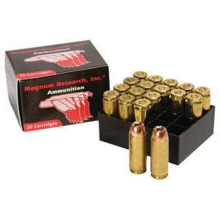 Magnum Research 50AE 300 Grain JHP 20 Round Box DEP50HP/XTP3