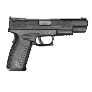 "Springfield Armory XDM Competition 45ACP 5.25"" Barrel 10+1 Black Melonite XDM852545BE"
