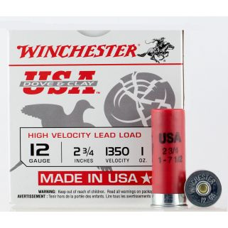 WIN USAL127 12 7.5 1OZ 104CS PALLET