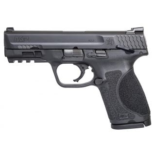 "Smith & Wesson M&P M2.0 Compact 9mm 4"" Barrel 15+1 W/Manual Thumb Safety 11686"