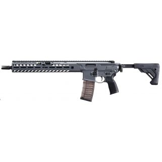 "Sig Sauer MCX Virtus Patrol 300 AAC Blackout/Whisper 16"" Barrel 30+1 RMCX300B16BT"