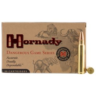 Hornady Superformance 375 Ruger 270 Grain SP-RP 20 Round Box 8231