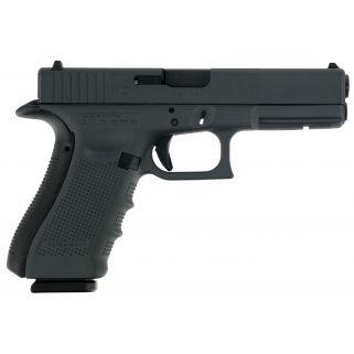 """Glock G17 Gen 4 9mm Luger 4.48"""" Barrel 17+1 Sniper Gray Cerakote PG1750203SNP"""