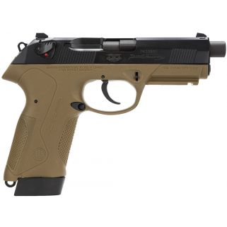 "Beretta Px4 Storm Special Duty 45ACP 4.5"" Threaded Barrel 9+1 Flat Dark Earth 3 Mags JXF5F45"