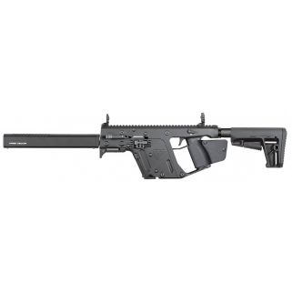 "Kriss Vector CRB Gen II 45ACP 16"" Barrel W/ Flip-Adjustable Sights 10+1 *CA Compliant* Black KV45CBL22"