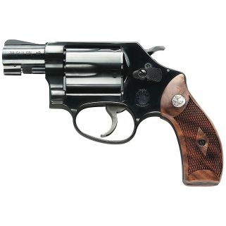 "Smith & Wesson 36 Special 38 Special 1.875"" Barrel 5Rd Wood Grip/Blued 150184"