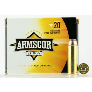 ARMS FAC44M2N 44MG 240 JHP 20/25