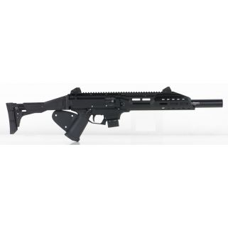 "CZ Scorpion Evo 9mm 16.2"" BarrelAdjustable Sights 10+1 Synthetic Black *CA Compliant* 08509"