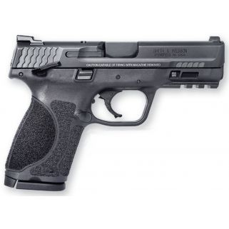 """Smith & Wesson M&P M2.0 Compact 9mm 4"""" Barrel 15+1 W/Manual Thumb Safety 11686"""