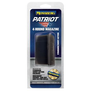Mossberg Patriot Short Action Magazine 4Rd 95347