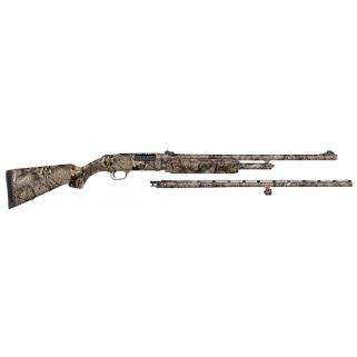 "Mossberg 500 Field/Deer 20 Gauge 26""/24"" Barrel 5+1 Mossy Oak Break-Up Country 54183"