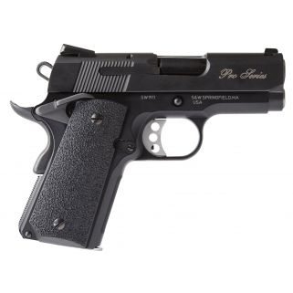 "S&W 1911 PC Pro 9mm Luger 3"" Barrel 8+1 178053"