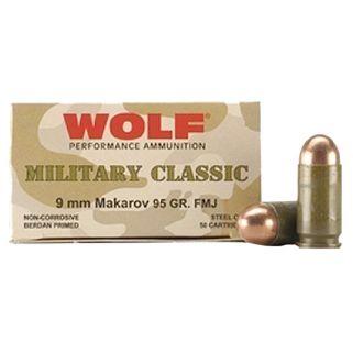 WOLF MC918FMJ MLT 9X18 95 1000