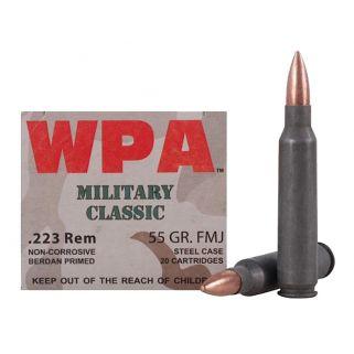 WOLF MC22355FMJ MLT 223 55 500