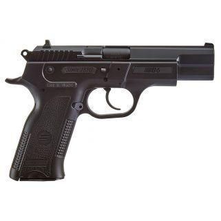 """SAR USA B6 BLK 9mm 4.5"""" Barrel 17+1 Black w/2 magazines B69BL"""