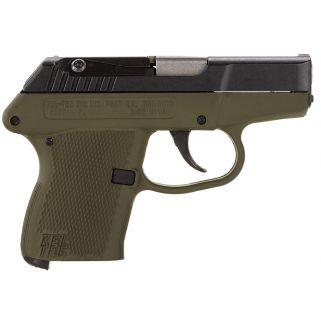 "Kel-Tec P-32 32ACP 2.7"" Barrel 7+1 OD Green/Blued P32BGRN"