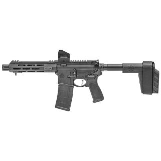 "Springfield Armory Saint AR-15 5.56 Nato 7.5"" Barrel 30+1 Burris Fast Fire 3 Red Dot Sight  ST975556BBUR"