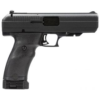 """Hi-Point Haskell 45ACP 4.5"""" Barrel W/ 3 Dot Sights 9+1 Black-Hard Case Included 34513"""