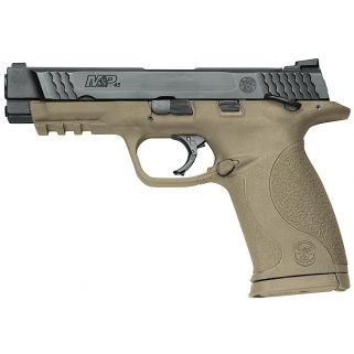 "Smith & Wesson M&P 45ACP 4.5"" Barrel 10+1 Flat Dark Earth 109156"