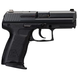 "Heckler & Koch P2000 V3 9mm Luger 3.6"" Barrel 10+1 2 Mags *CA/MA Compliant* 709203A5"