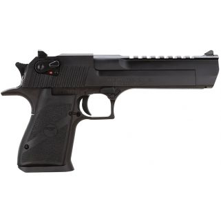 "Magnum Research Desert Eagle 357 Magnum 6"" Barrel W/ Combat-Fixed Sights 9+1 Matte Black DE357"
