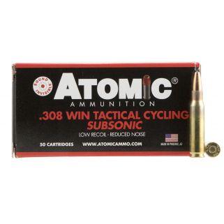 ATOMIC 00472 308WIN 260 CYCLING TACT SUBS 50/10