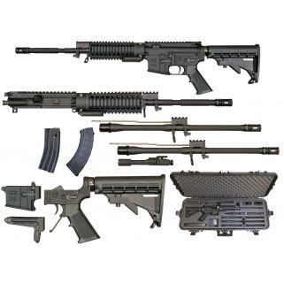 "Windham Weaponry 223 Remington/7.62X39mm/300 Blackout 16"" Barrel 30+1 Black RMCS3"