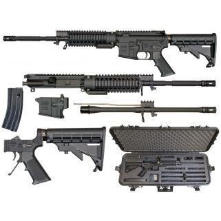 "Windham Weaponry 223 Remington/5.56NATO/300 Blackout 16"" Barrel 30+1 Black RMCS2"
