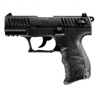 """Walther P22Q 3.42"""" Barrel 10+1 5120700"""