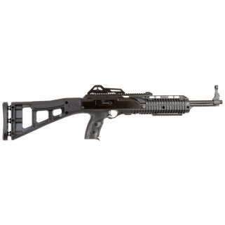 "Hi-Point Carbine 380ACP 16.5"" Barrel W/ Adjustable Sights 10+1 Skeletonized Stock Black 3895TS"