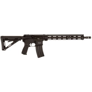 "Windham Weaponry Way of the Gun 223 Remington/5.56NATO 16"" Barrel 30+1 Black R16MLSFS3G7"