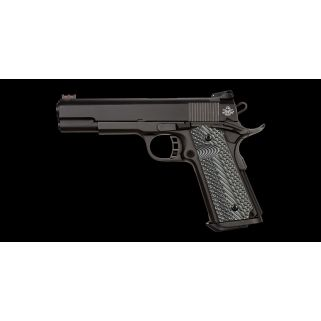 "Rock Island 1911 Ultra FS 10mm 5"" Barrel W/ Adjustable Sights 8+1 VZ Tactical Grip/Parkerized 51991"