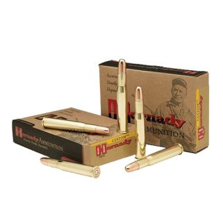 Hornady Dangerous Game Series 450 Nitro Express 480 Grain 20 Round Box 8256