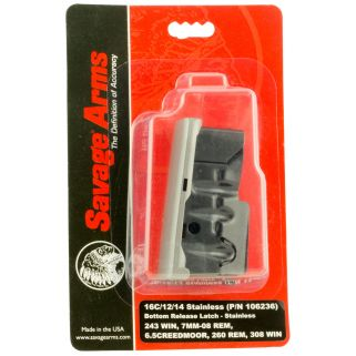 Savage 114/116 300WIN Magnum/375 Ruger Magazine 3Rd Stainless 55124