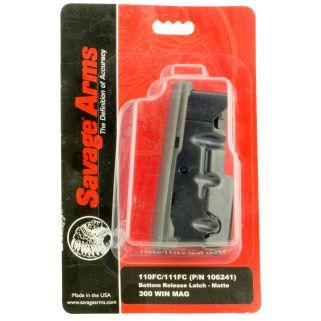 Savage 110/111/114 7mm Remington Magnum/338WIN Magnum Magazine 3Rd Blued 55116