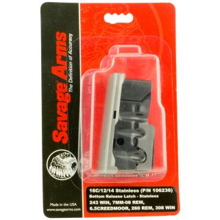 Savage 114/116 270WIN/30-06 Springfield Magazine 4Rd Stainless 55123
