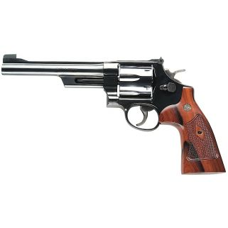 """Smith & Wesson 25 Classic 45 Colt 6.5"""" Barrel 6Rd Walnut Grip/Blued 150256"""