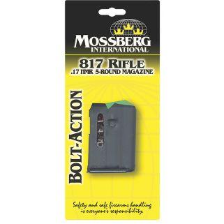 Mossberg Rimfire 17 Hornady Magnum Rimfire Detachable Magazine 5Rd 95887