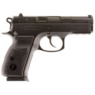TRI 85085 P-100 9MM 3.7IN BLK 15RD