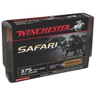 Winchester Supreme 416 Rigby 400 Grain 20 Round Box S416RSLS