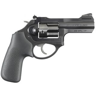 """Ruger LCRx 38 Special 3"""" Barrel Hogue Monogrip 5 Round 5431"""
