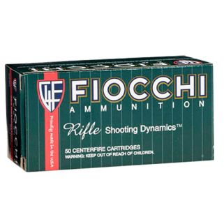 Fiocchi Shooting Dynamics 30-30WIN 150 Grain Flat SP 20 Round Box 3030B