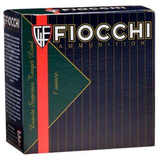 """Fiocchi Premium 12 Gauge 7.5 Shot 2.75"""" 25 Round Box 12SCRS75"""