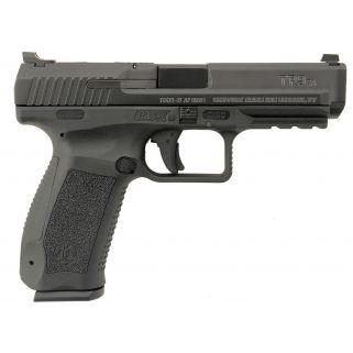 "Century Canik TP9SA Mod 2 9mm Luger 4.46"" Barrel W/ Warren Tactical Sights 18+1 Black HG4542N"