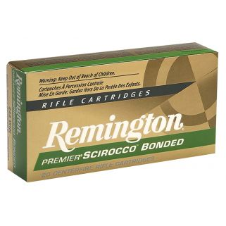 Remington Premier 300 Remington Ultra Magnum 150 Grain Brass 20 Round Box PR300UM5